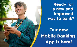 Our new Mobile Banking App is here!